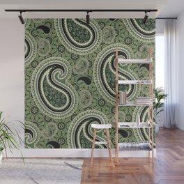 """Monster """"BOSS"""" Green Wall Mural"""