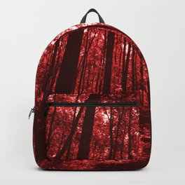 Shenandoah Red Backpack