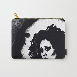 Helena Bonham Carter Carry-All Pouch