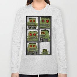 Frank photobooth Long Sleeve T-shirt