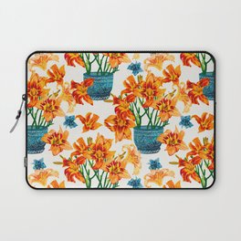 Lily Blossom Laptop Sleeve