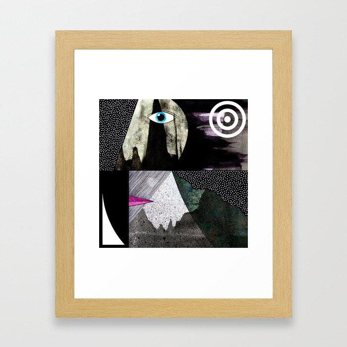 #005 Framed Art Print