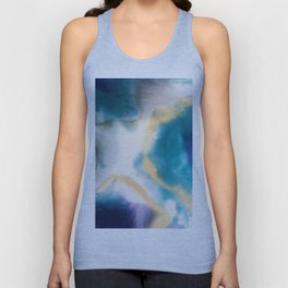 The eye of the storm Unisex Tank Top