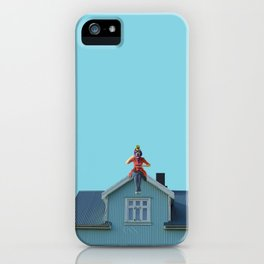 Poppins tea iPhone Case