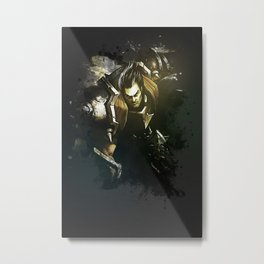 League of Legends DARIUS Metal Print