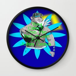 You can't see me.. JOHN CENA  Wall Clock