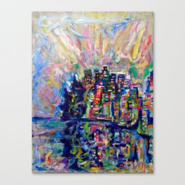 Vancouver Dream Canvas Print