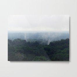 Tropical Forset Metal Print