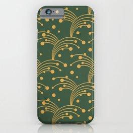 Tsuyu Japanese Pattern iPhone Case