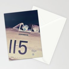 Experimental Pilot Stationery Cards