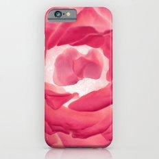 Rose Birth Slim Case iPhone 6s