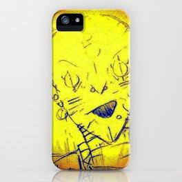 Mr. Lo iPhone Case