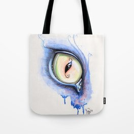 Cat Eye I Tote Bag