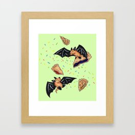 Pie Party Framed Art Print