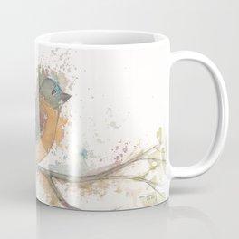 Bird I Coffee Mug