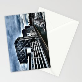 Harbor_Cologne_Germany Stationery Cards