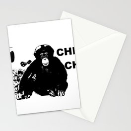 Chill Chimp Stationery Cards