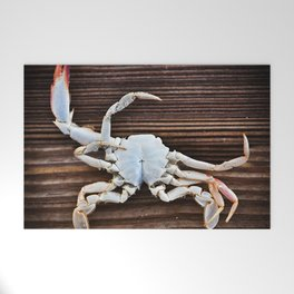 Crabby Welcome Mat