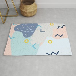 MEMPHIS EVERYWHERE Rug