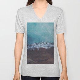 Oceans away Unisex V-Neck