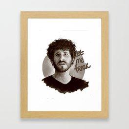 Original Pancake Framed Art Print