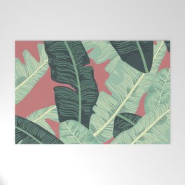BANANA LEAVES Welcome Mat