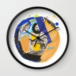 God Save The Queen Wall Clock