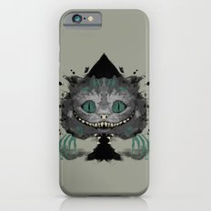 Cat of Spades iPhone 6s Slim Case