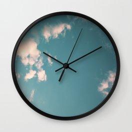 Clouds of Charleston Wall Clock