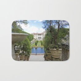 Vizcaya Museum & Gardens Bath Mat