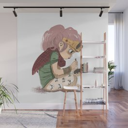Bricolage Wall Mural