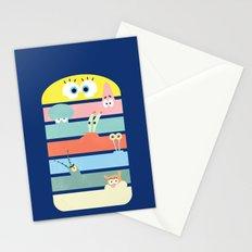 Krabby Party Stationery Cards