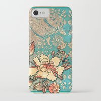 hibiscus iPhone & iPod Cases featuring Hibiscus by Kriti