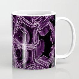 Water Turns Amethyst Coffee Mug