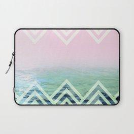 Bermuda Sky Pattern Laptop Sleeve