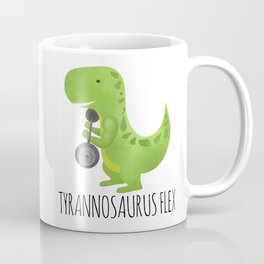 Tyrannosaurus Flex Coffee Mug
