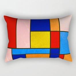 Abstract #904 Rectangular Pillow