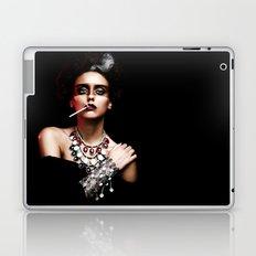 Lady Smoke Laptop & iPad Skin