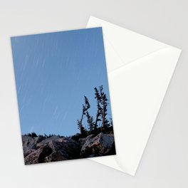Medicine Bow Startrails Stationery Cards