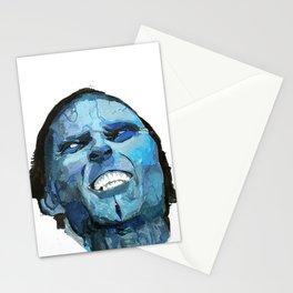 Novak, Blade 2 - Acrylic on Paper Stationery Cards