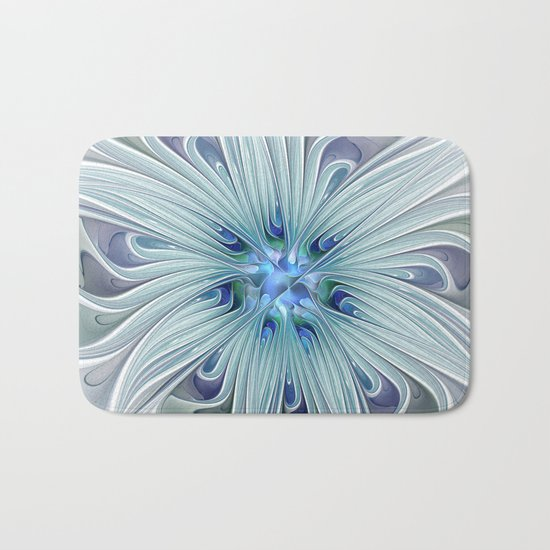 Another Floral Beauty Bath Mat
