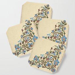 Blue bell tile Coaster