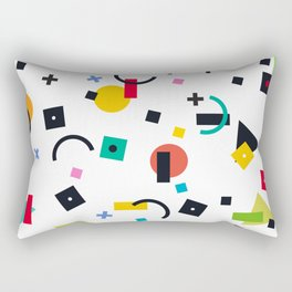 COLORFUL LITTLE NUGGETS Rectangular Pillow