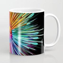 Color Explosion Three Coffee Mug