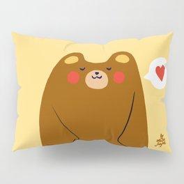 Bear heart for you Pillow Sham