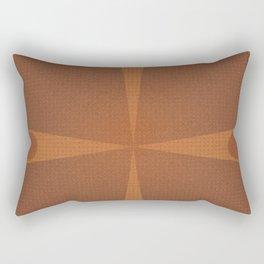 Gamma Ray Burst Rectangular Pillow