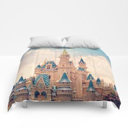 Cinderella's Castle Comforters