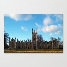 Aberford Almshouses Canvas Print
