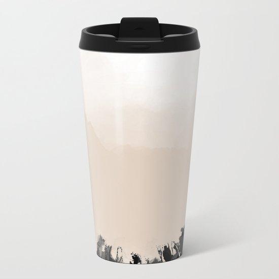 b1 Metal Travel Mug