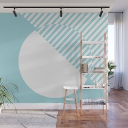 Island Paradise #pantone #color #decor Wall Mural